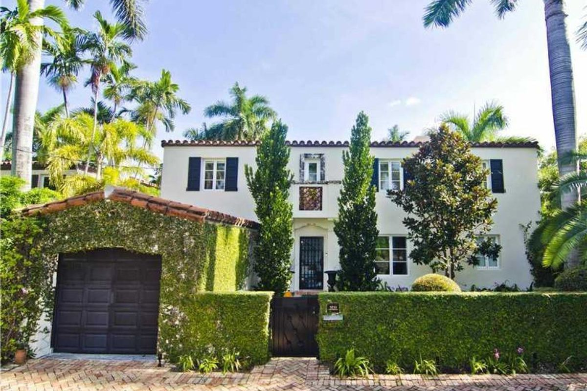 This historic Mediterranean Revival house on the east side of North Bay  Road is on the market for  3.5 million f2eaf350a