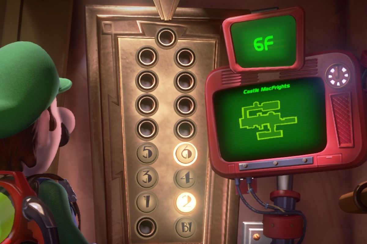 Luigi S Mansion 3 6f Gem Locations Guide And Maps Polygon