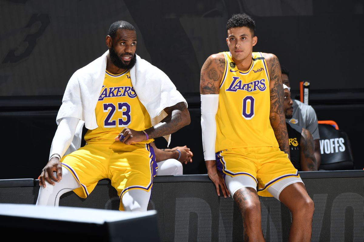 The Lakers Should Give Kyle Kuzma An Extension Silver Screen And Roll