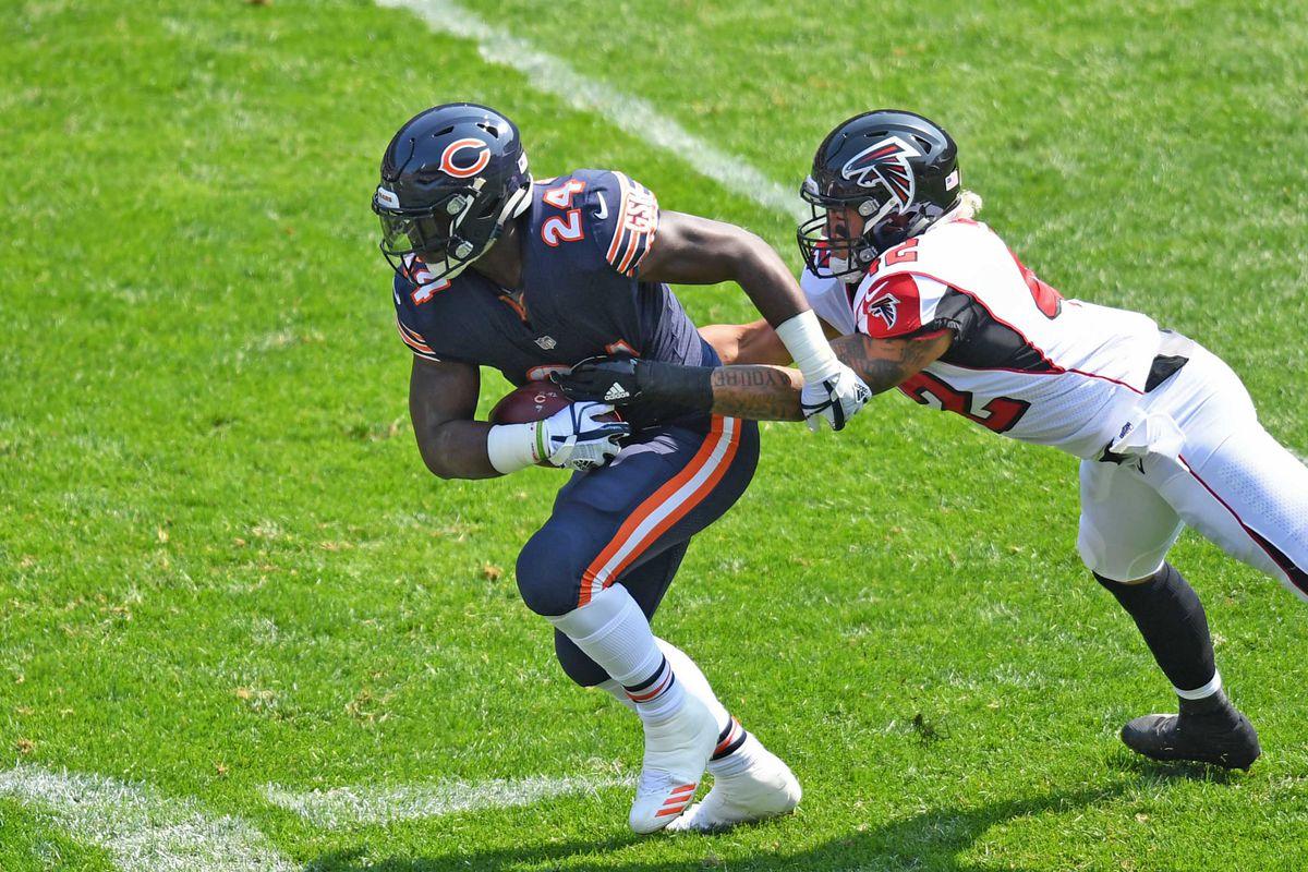Jordan Howard injury update Bears RB questionable vs Bucs