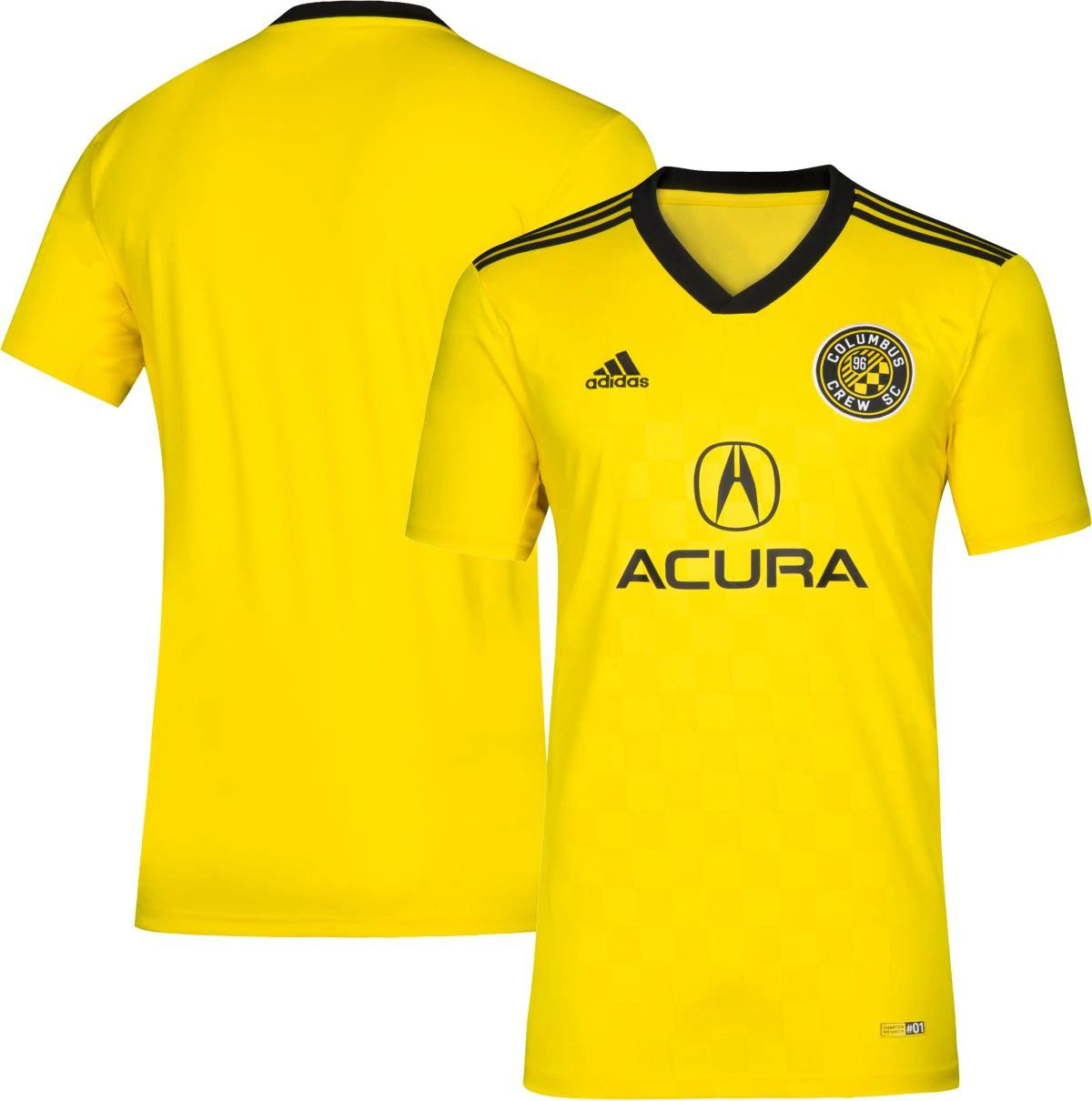 4e7c08ba4 MLS Uniforms 2019  The new primary and secondary kits for each team ...