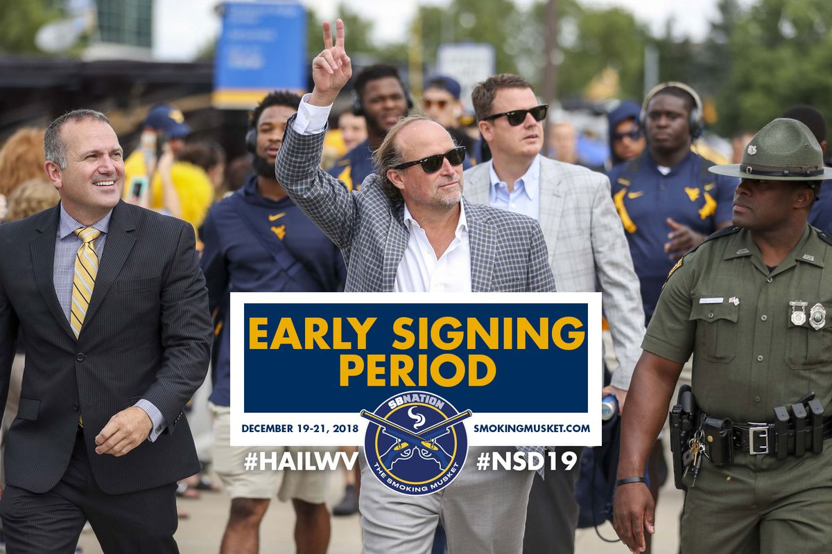 West Virginia Football Recruiting: Early Signing Period