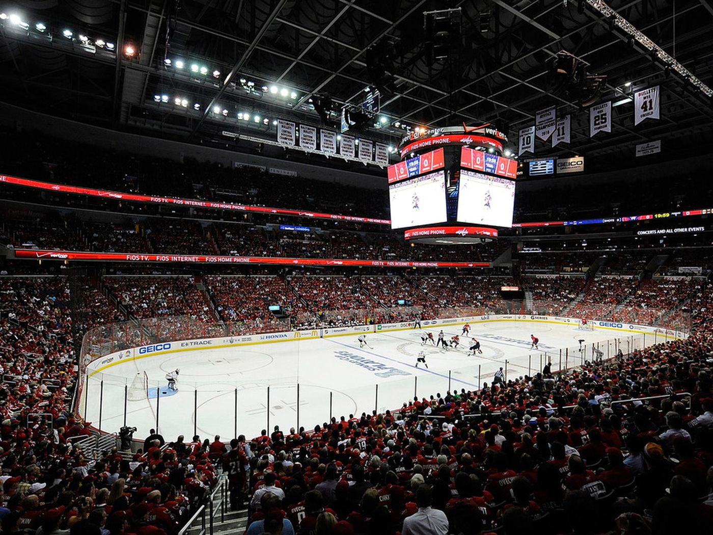 Islanders hope to emulate Capitals in urban move - SB Nation DC