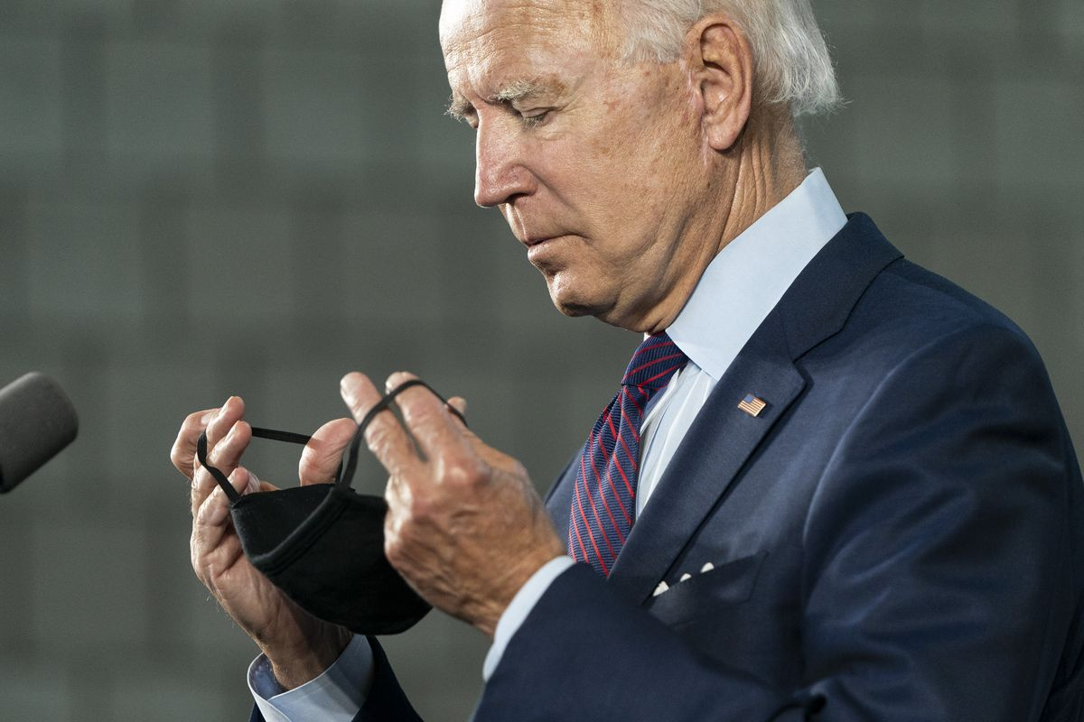 Mask Mandate For All Joe Biden Called For A National Face Mask Mandate Can He Do That Vox