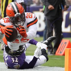 April 2019: Word leaked that GM John Dorsey had put some feelers out about trading RB Duke Johnson, now that RB Kareem Hunt was in the fold (despite not being ready until the second half of the season). Johnson was livid with the news and was dead set on the notion that he wanted to be traded away from the Browns now.