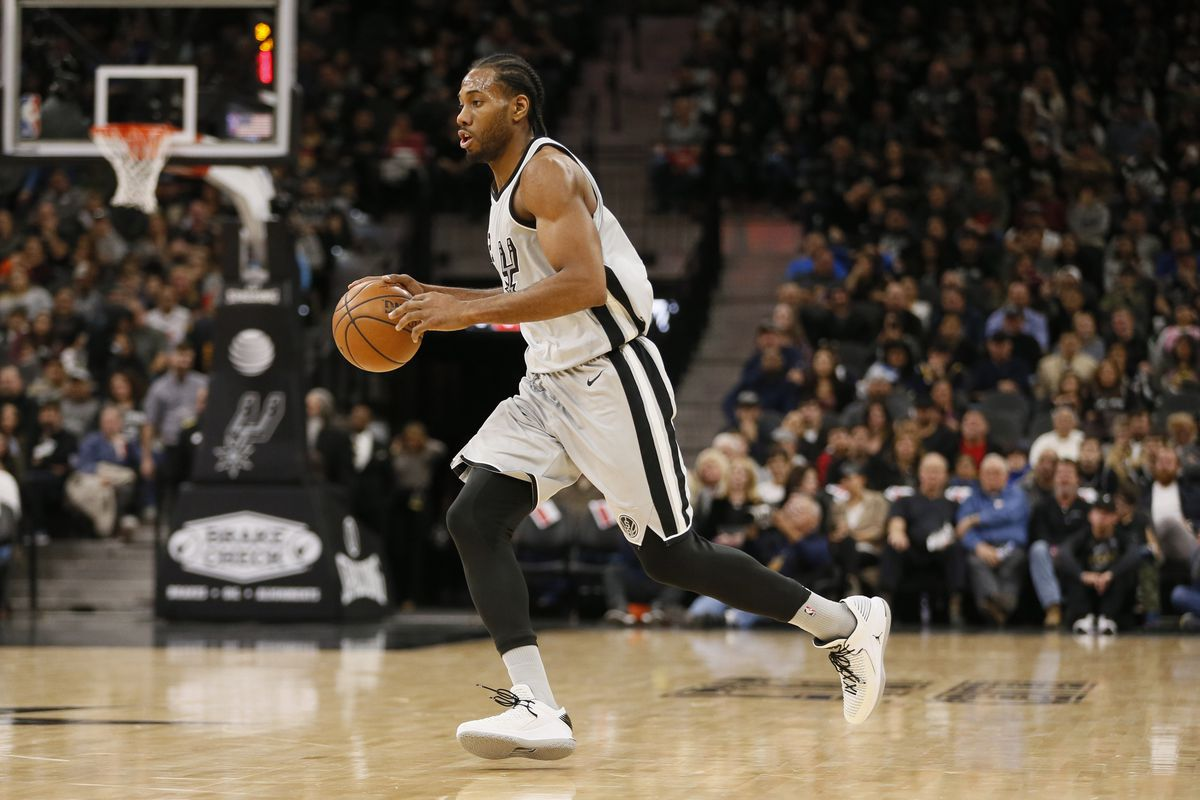 4831443173a Kawhi Leonard has reportedly been cleared to play but is choosing not to. He  might return soon