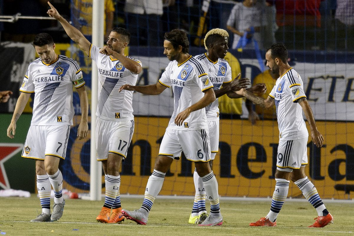 Robbie Keane, Sebastian Lletget, and company - some of the many weapons LA possess