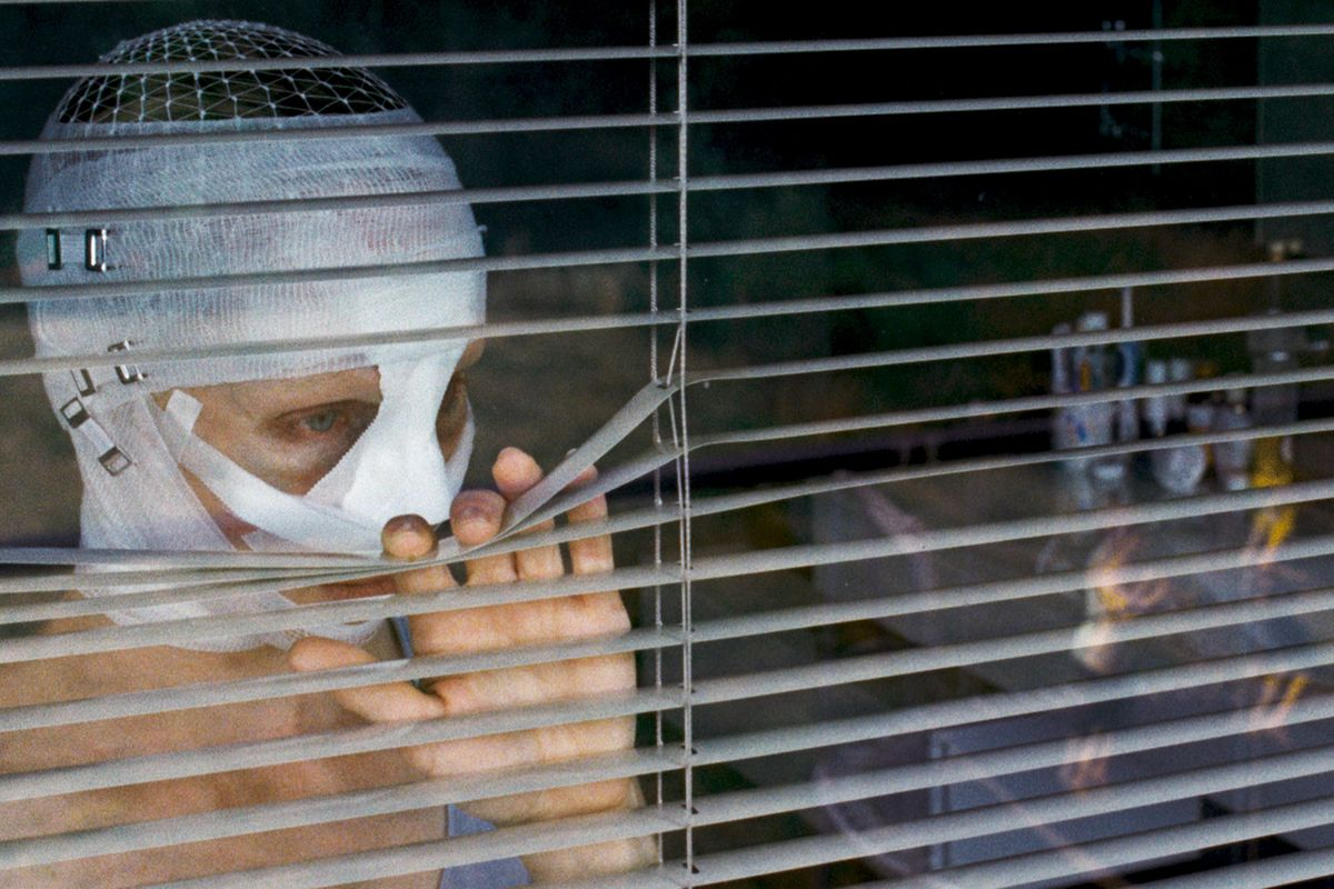 You'll see the twist in Goodnight Mommy coming from a mile away. That's just fine.