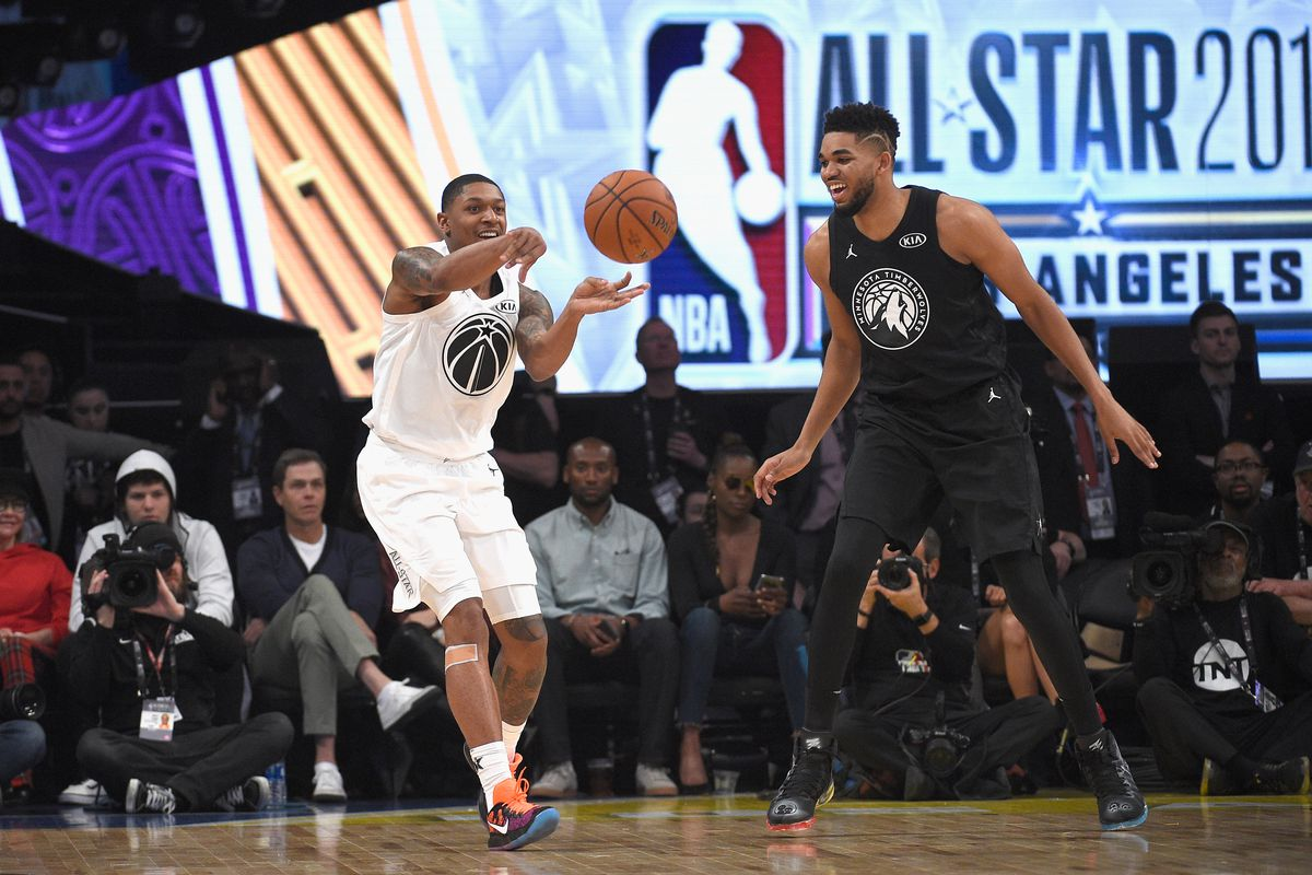 new arrival 15030 8cd2d NBA All-Star Game 2019: Beal selected last among reserves to ...