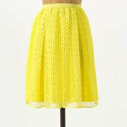 """Lawn Party Skirt, <a href=""""http://www.anthropologie.com/anthro/product/clothes-ten/24616740.jsp"""">$68</a>"""