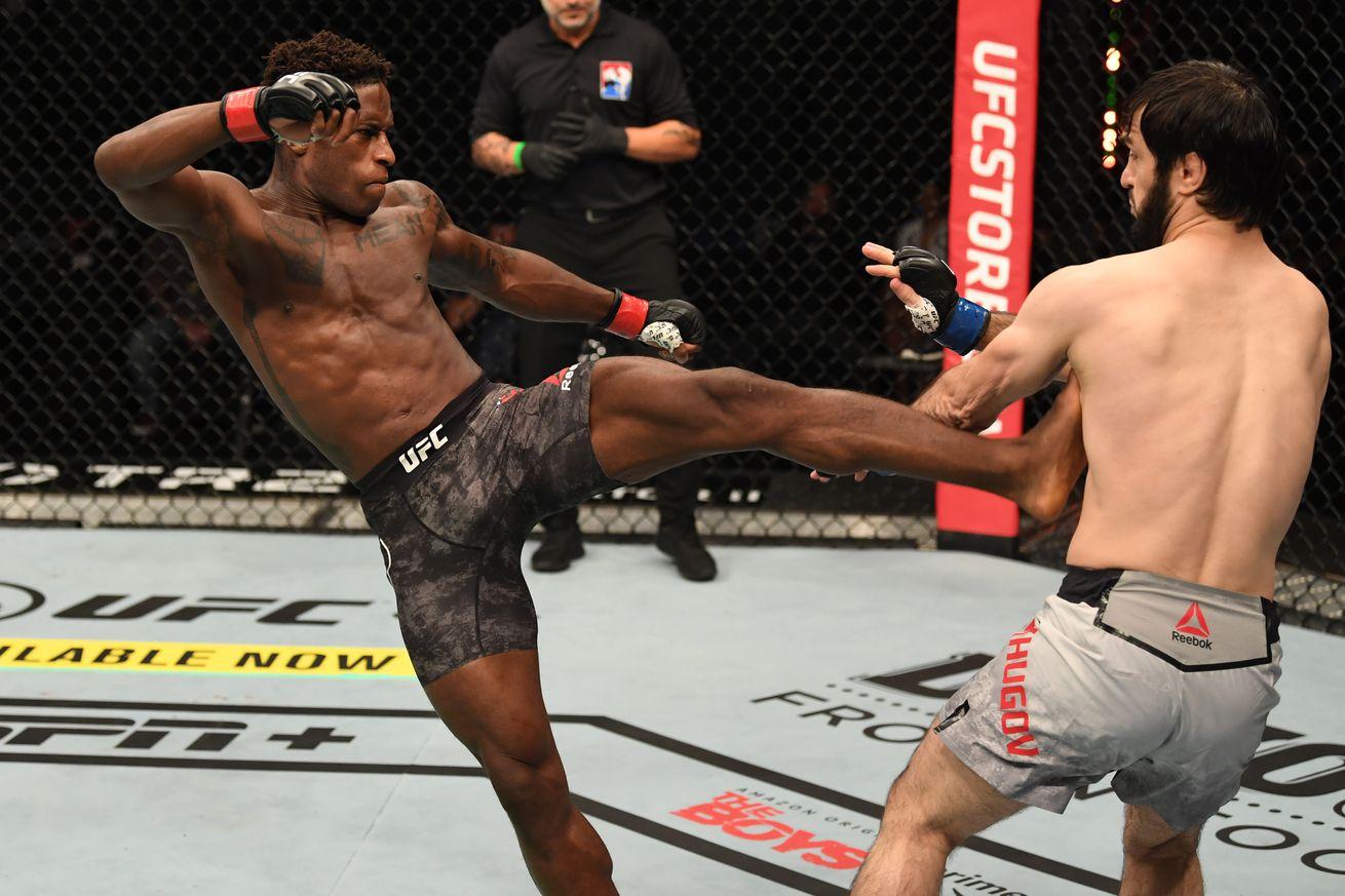 UFC 253 Dawodu v Tukhugov