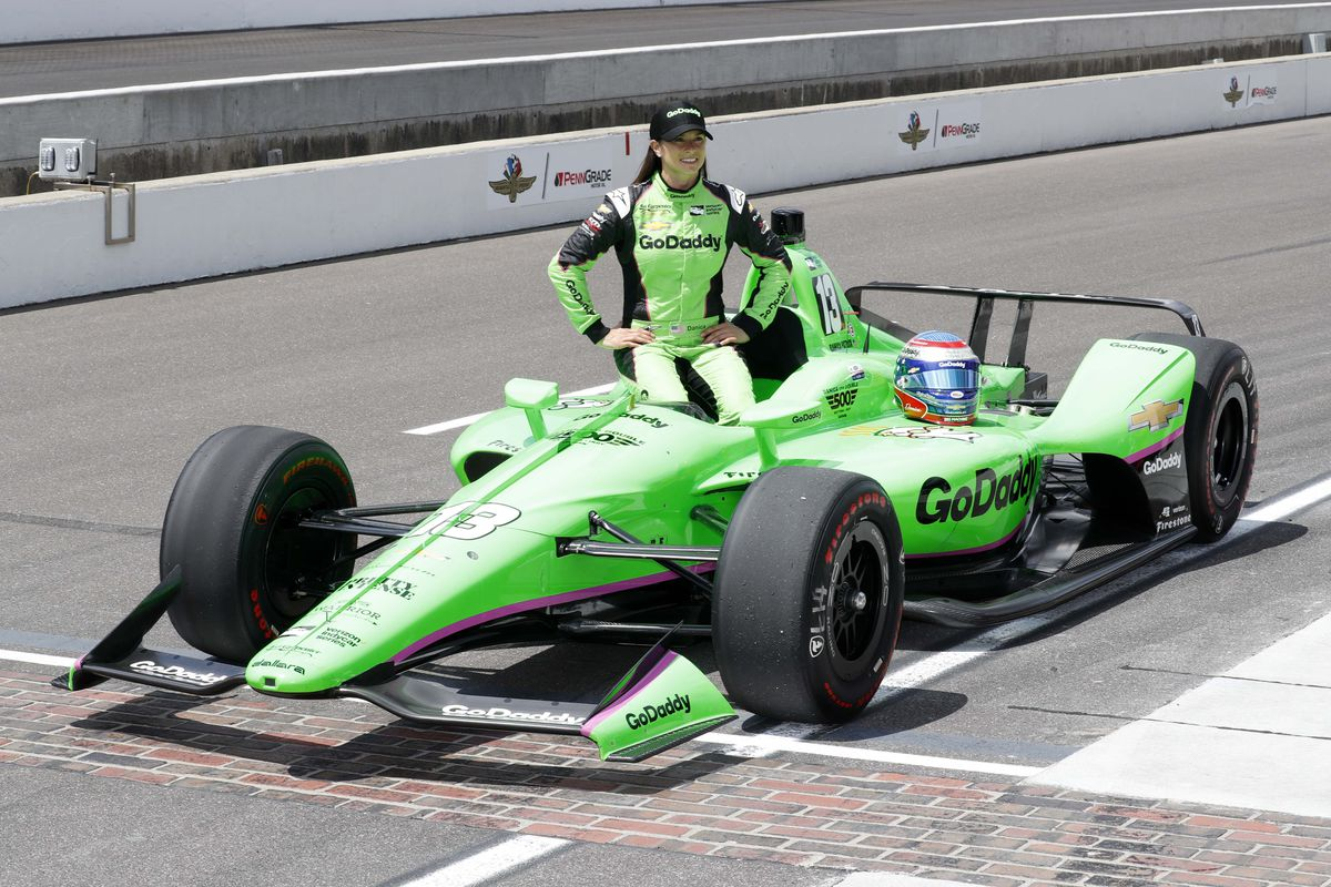 2018 indy 500 female drivers