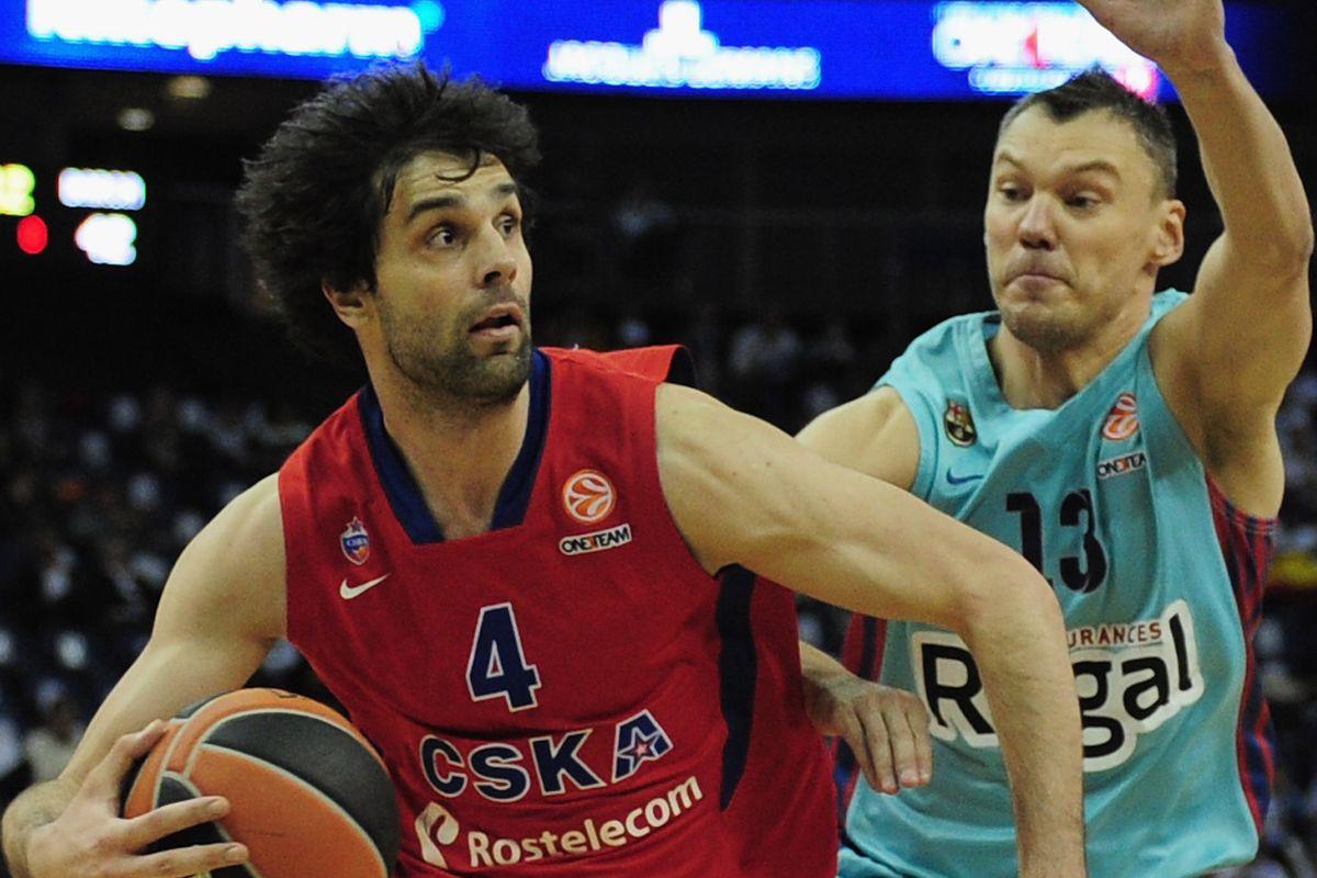 FC Barcelona Regal v CSKA Moscow: Third Place Match - Turkish Airlines EuroLeague Final Four