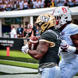 UCF defeats Stanford, 45-27