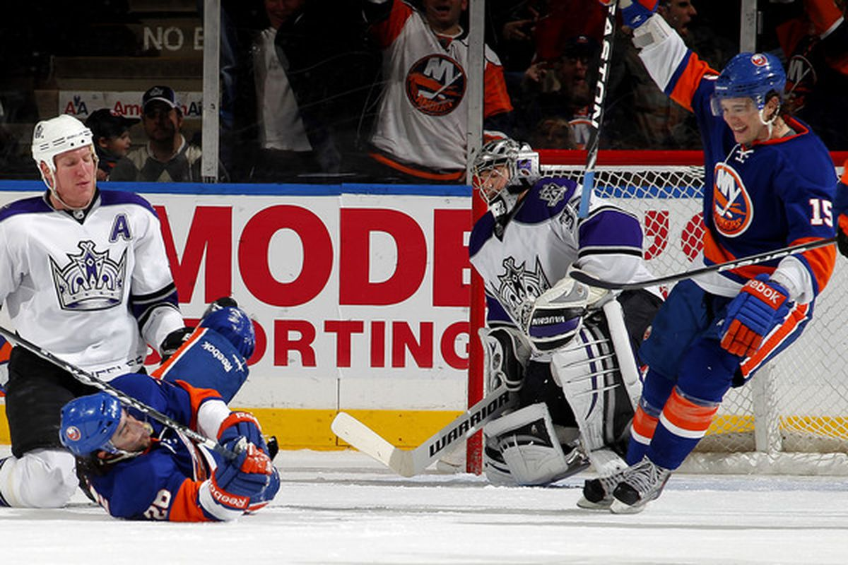 Nhl Awards 2012 A Vezina Trophy Vote For Jonathan Quick