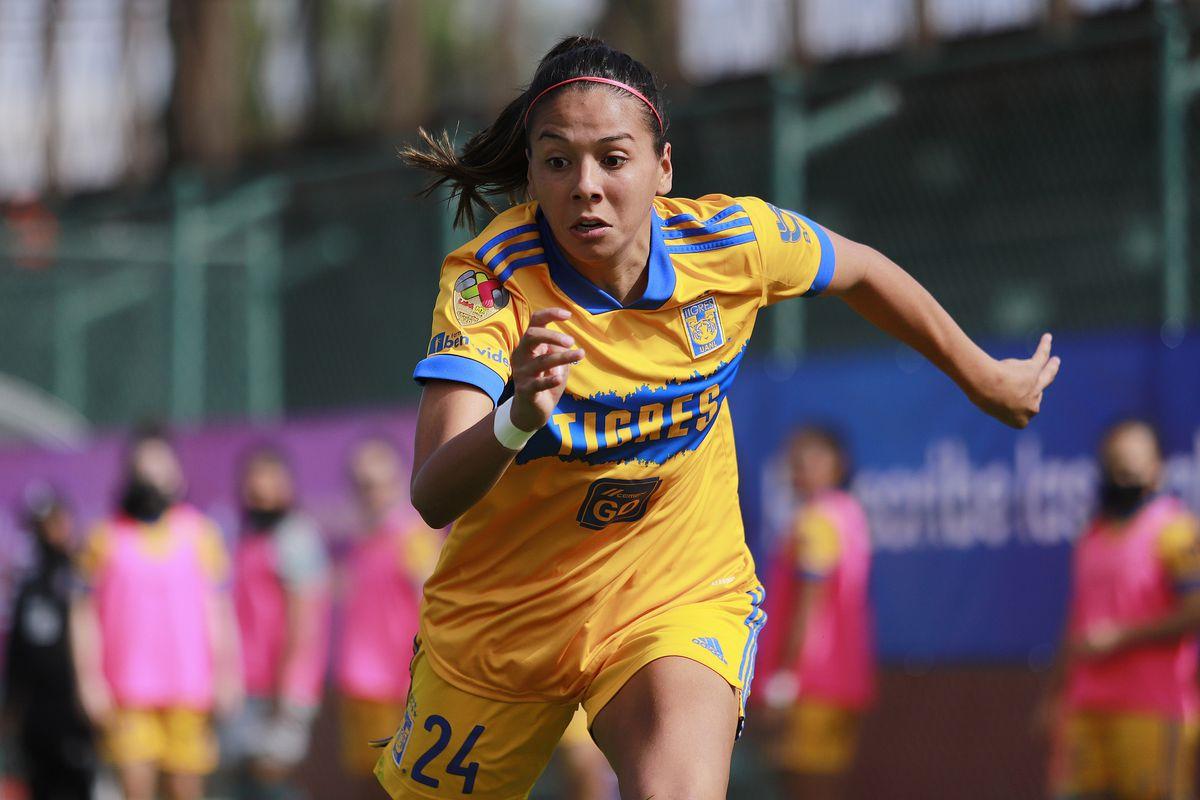 Atlas v Tigres UANL - Torneo Guard1anes 2021 Liga MX Femenil