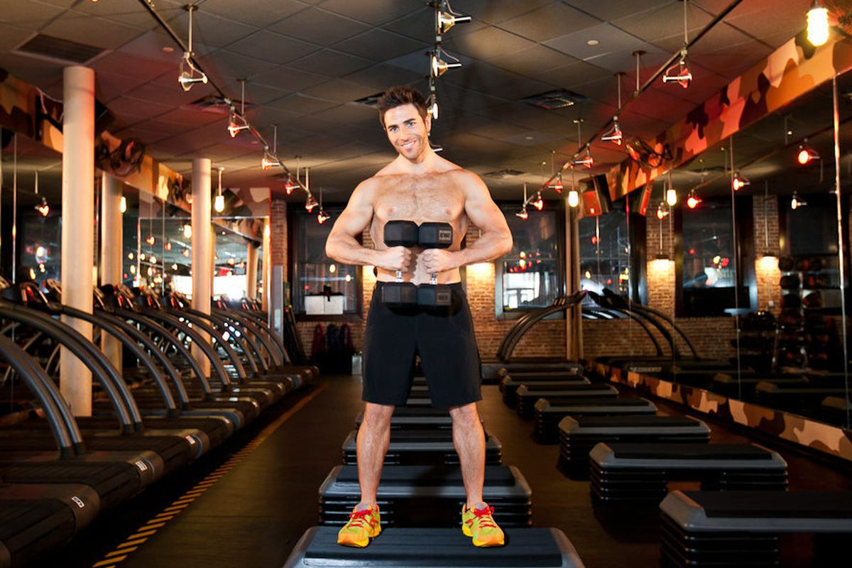 """Take a class with trainer Joey Gonzalez this weekend; Image via <a href=""""http://ny.racked.com/archives/2012/08/07/hottest_trainer_contestant_12_joey_gonzalez.php"""">Racked NY</a>"""