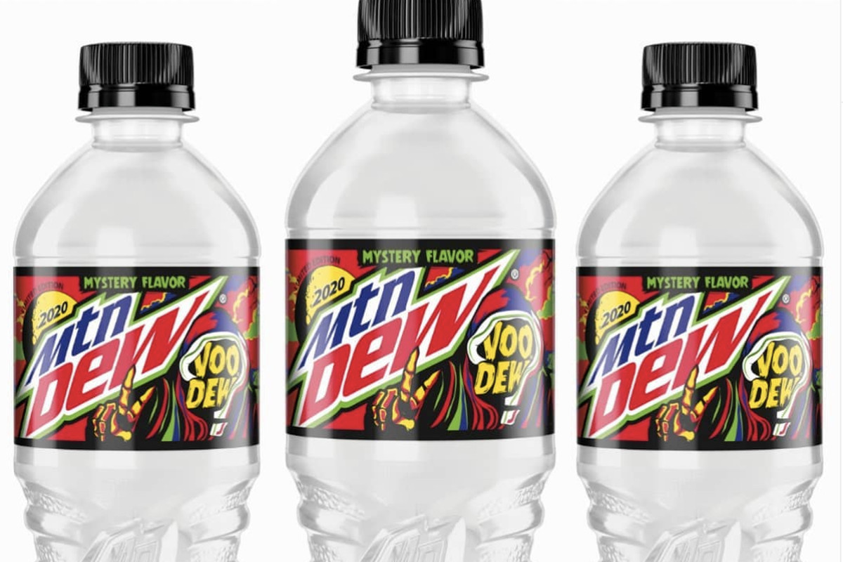 Halloween Reease Date 2020 Mountain Dew VooDew 2 to be released. What is the flavor