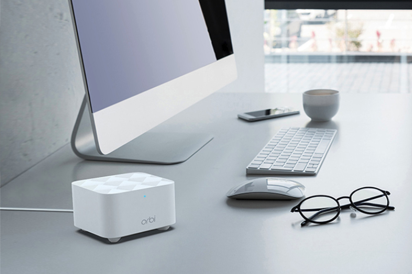 Netgear is releasing a new Orbi mesh Wi-Fi system with a cool, boxy design
