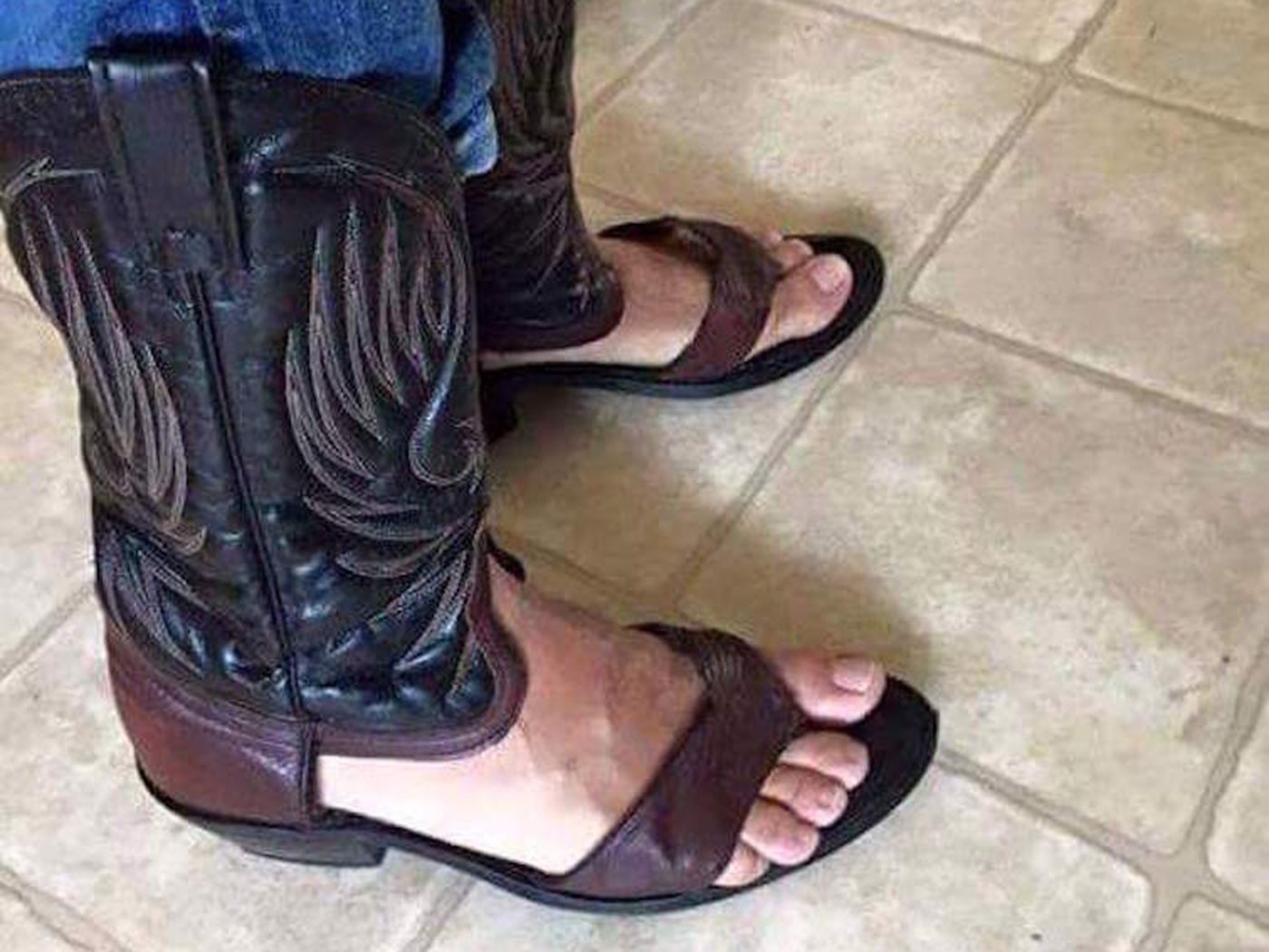 10 Ugliest Pairs Of Women's Shoes Ever
