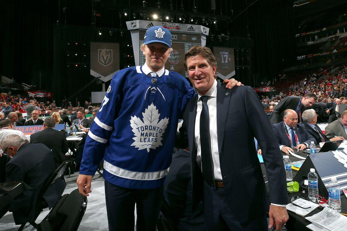 2017 NHL Draft - Rounds 2-7