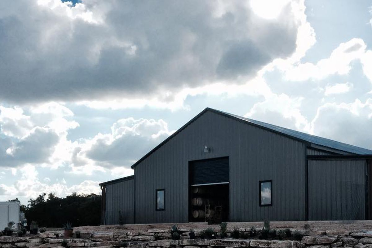 Treaty Oak's new distillery
