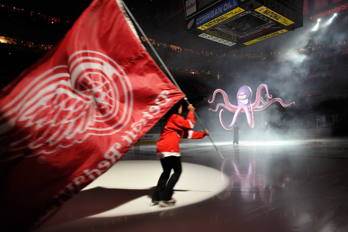 We'll fit right in with the Southeast Division.  Our mascot is already an octopus!