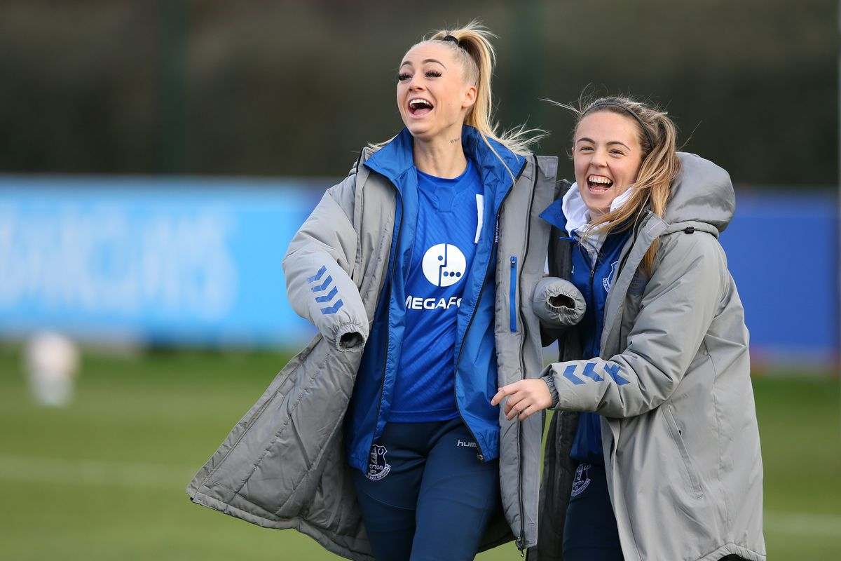 Everton Women v Manchester United Women - Barclays FA Women's Super League