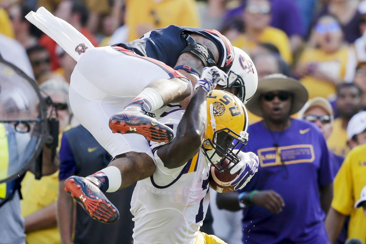 Auburn just learned a valuable lesson: Never, ever, ever ...