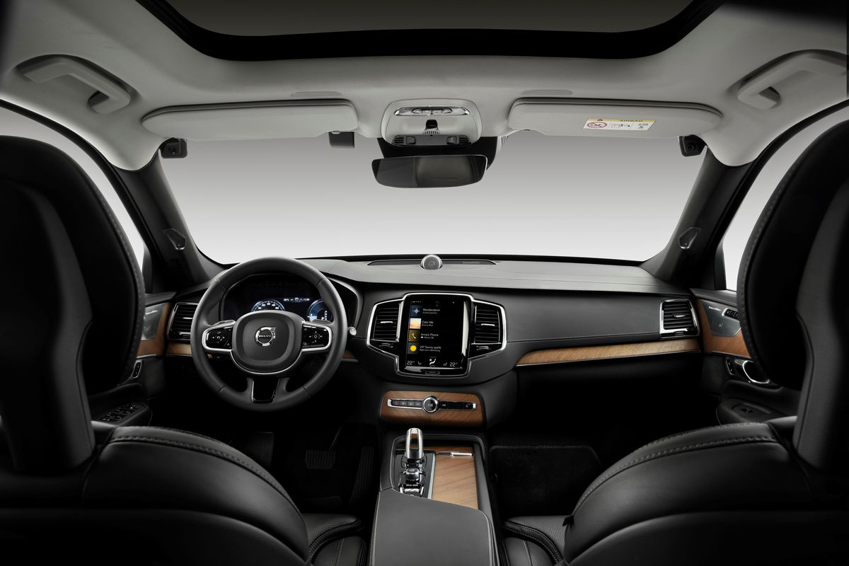 Volvo Will Use In Car Cameras To Combat Drunk And Distracted Driving