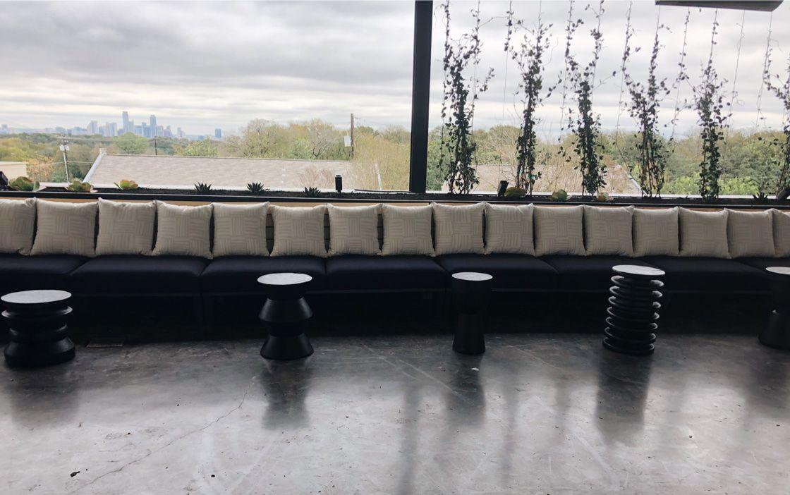 Sway Westlake's rooftop bar