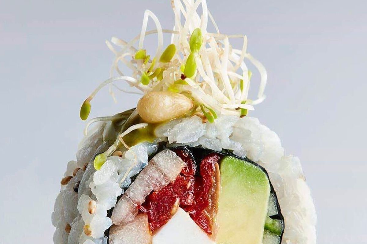 Bloom Sushi Will Bring Vegan Maki And More To Old Montreal