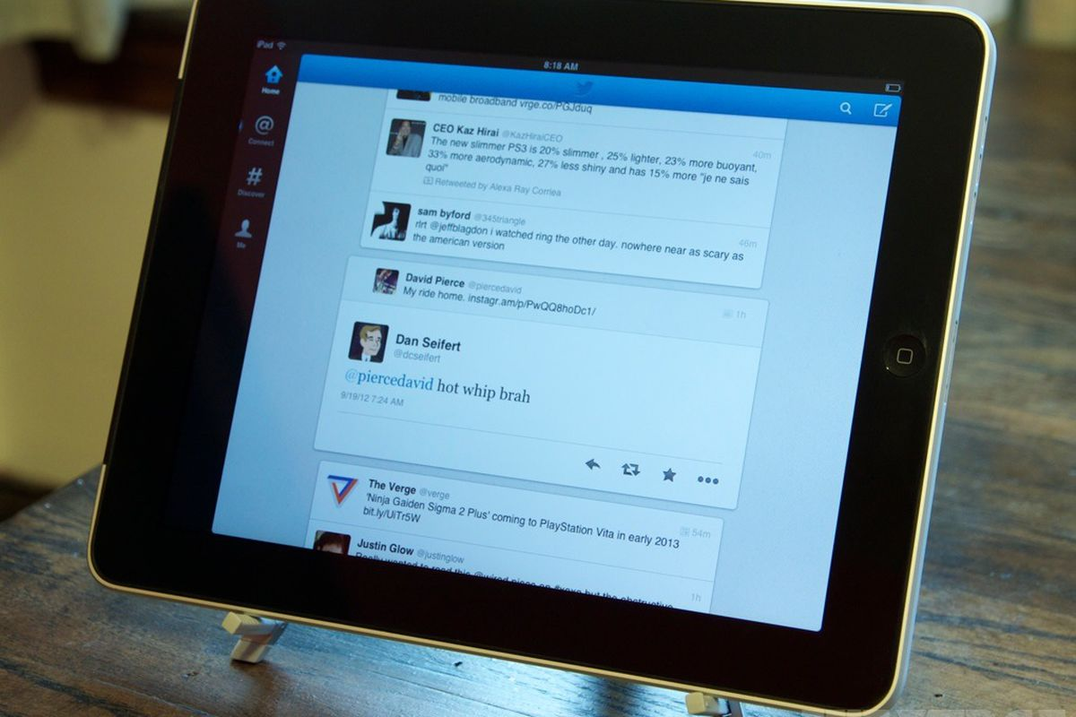 Twitter for iPad 5.0