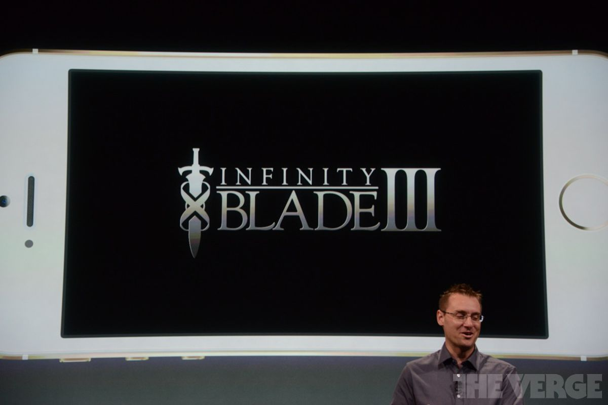 Epic Games announces 'Infinity Blade 3' for iOS - The Verge