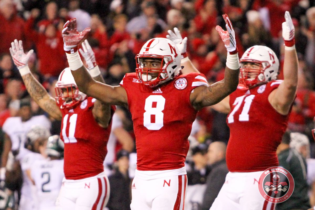 Gallery: Huskers Stun Spartans