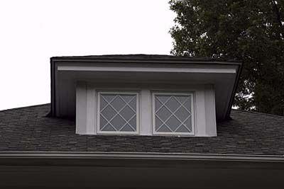 Mullion Dormer Windows