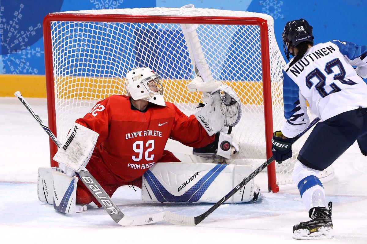 PyeongChang 2018 Olympics: women's ice hockey preliminary round