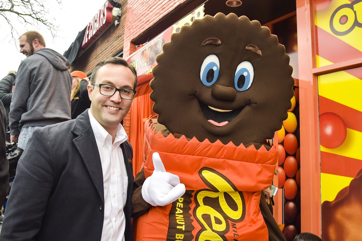 Reese's Outrageous at Royal Oak Spooktacular