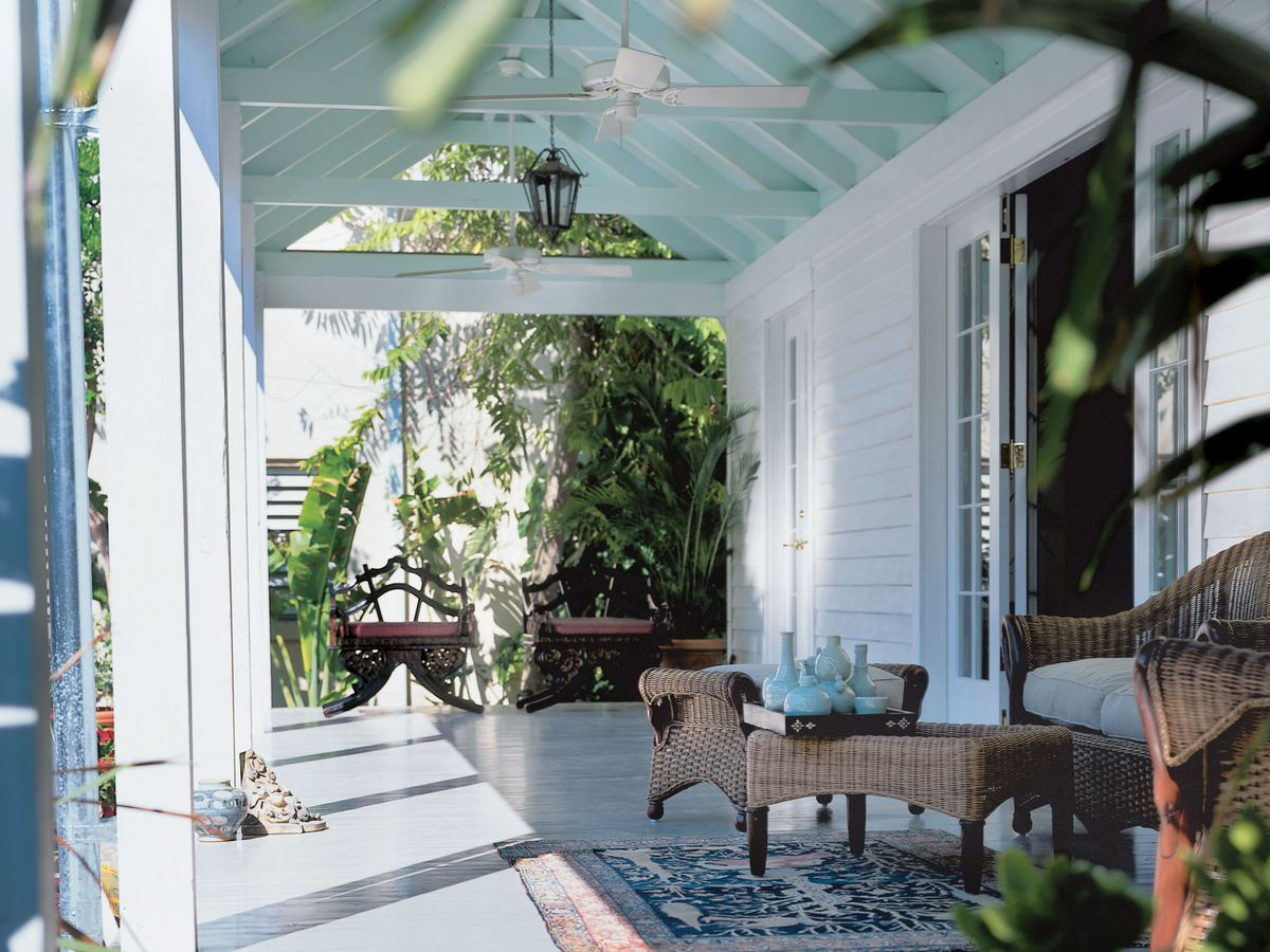 Key West house exterior