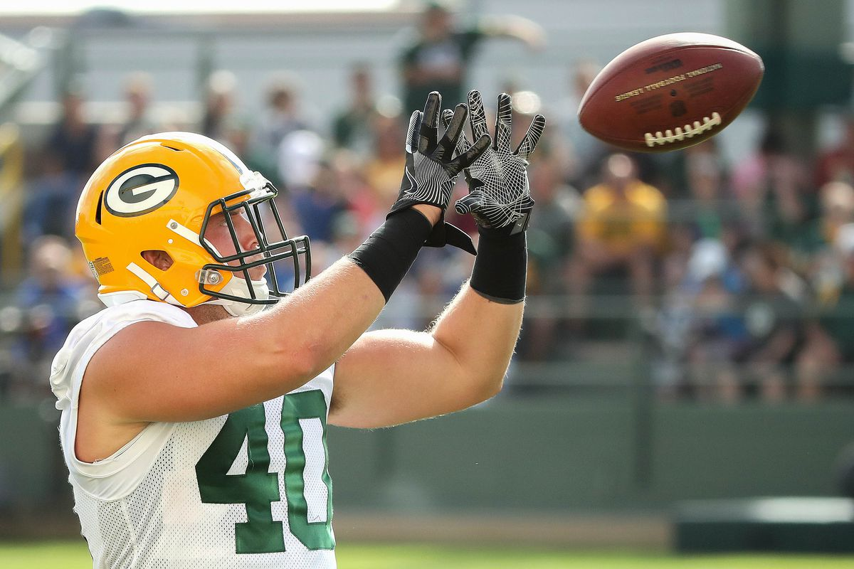 NFL: Green Bay Packers-Practice