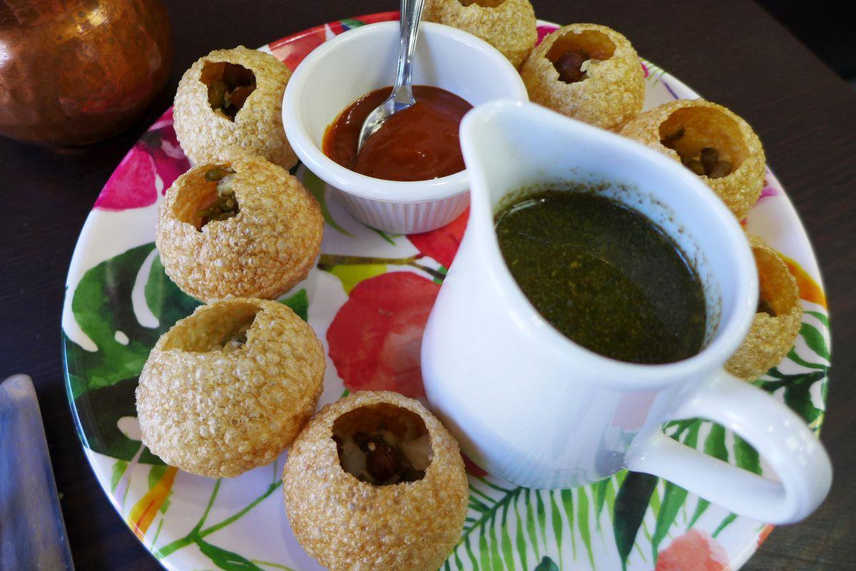 Jackson Heights Indian Restaurant Angel Serves A Wonderful