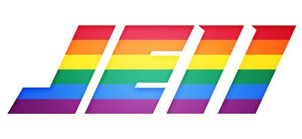 JE11 rainbow