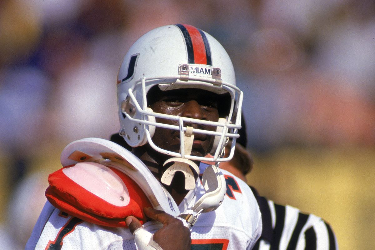 100 Greatest Plays In Miami History: #75-Michael Irvin Touchdown Against Oklahoma 1986