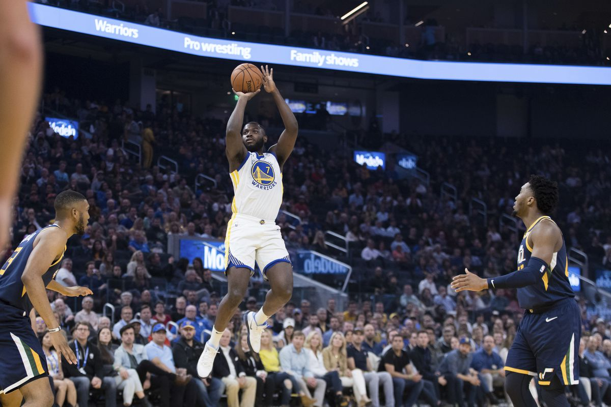 How a childhood dream came true for Donovan Mitchell in the Utah Jazz's win over the Golden State Warriors