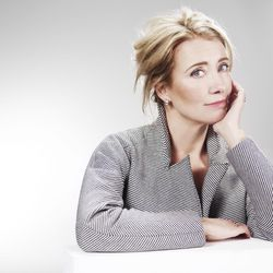 """Emma Thompson wrote and starred in 1995's """"Sense and Sensibility."""""""
