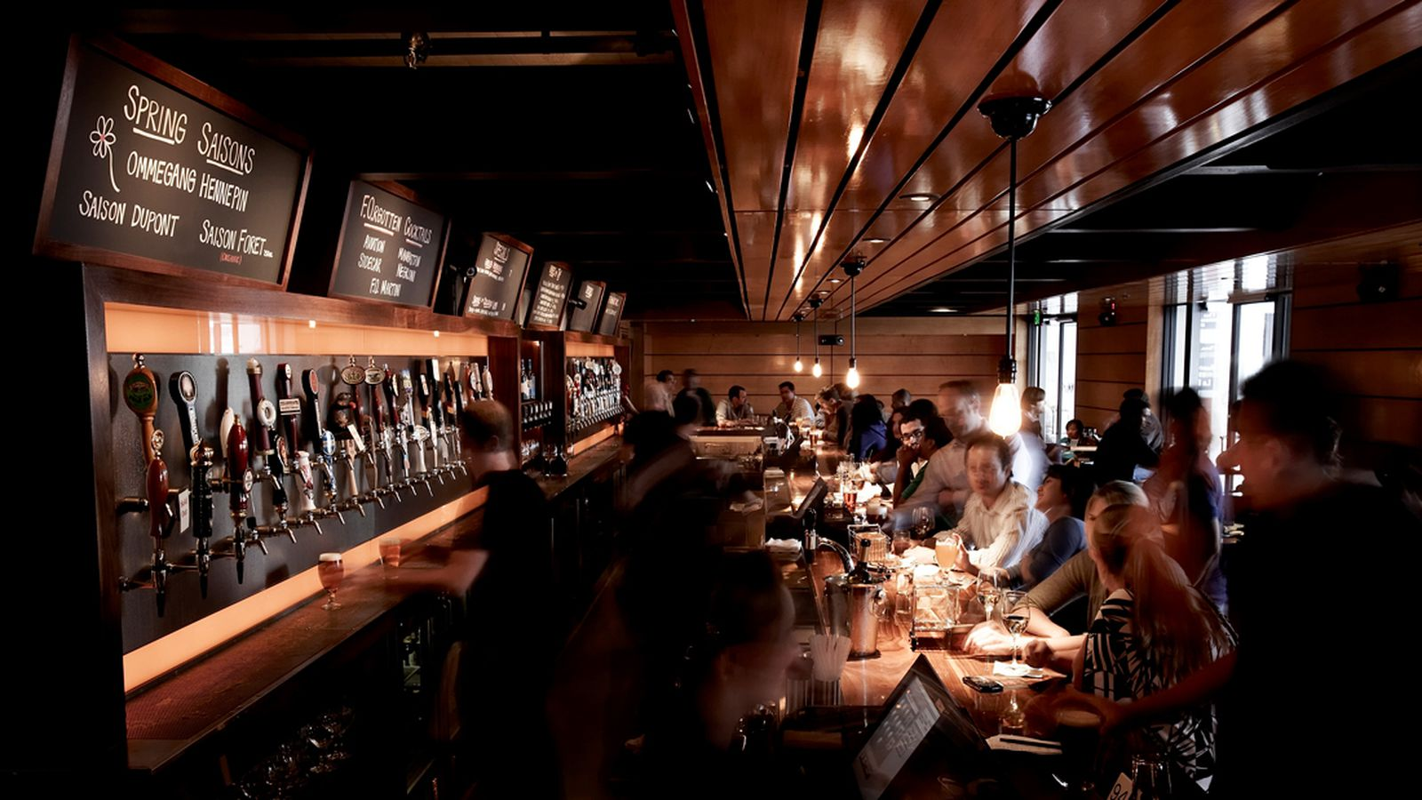 Gastropubs, From London Trend to American Phenomenon - Eater