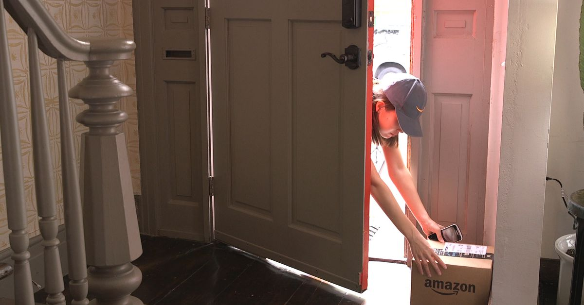 Amazon Key is a new service that lets couriers unlock your front ...
