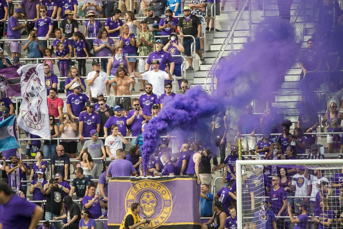 SOCCER: OCT 06 MLS - Chicago Fire at Orlando City SC