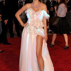 Katy Perry in Cute Circuit in 2010.