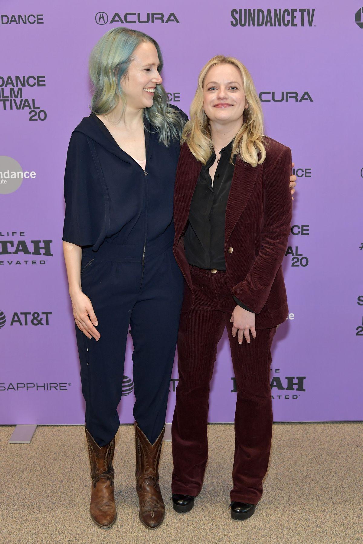 "2020 Sundance Film Festival - ""Shirley"" Premiere"